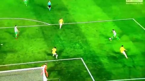 Lo Celso marcó un golazo para el Betis en la Europa League
