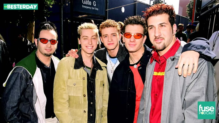 The NSYNC and JC Chasez Appreciation Episode: Besterday Podcast