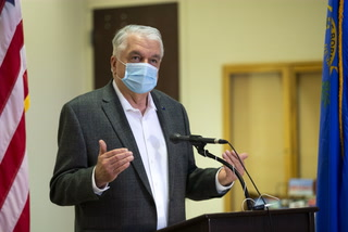 North Las Vegas official: Virus aid allocation racism