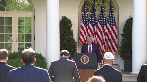 Trump anuncia el final del trato preferencial de EEUU para Hong Kong