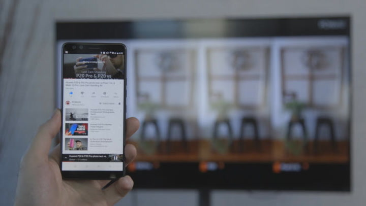 How to connect your Android phone or tablet to your HDTV