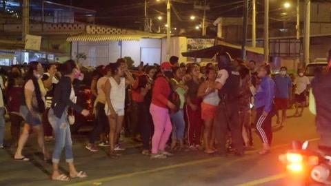 Ecuador activa comités de seguridad tras matanzas en cárceles