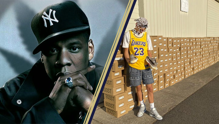 Jay-Z shines a light on hypocritical cannabis policies while Nike faces a sneaker reselling scandal—brand hit and miss of the week