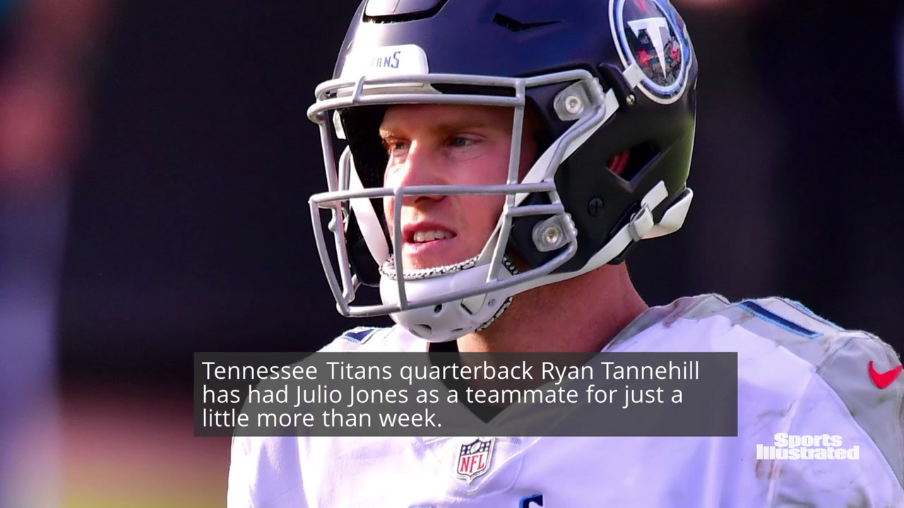 Ryan Tannehill Getting to Know Julio Jones