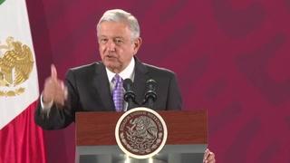 AMLO enaltece gobierno del expresidente boliviano