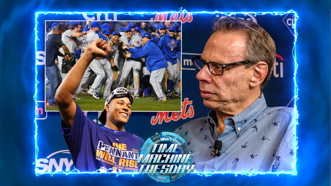 Howie Rose reveals his favorite Mets call