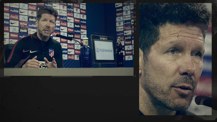 Simeone's Thoughts on #RealSociedadAtleti