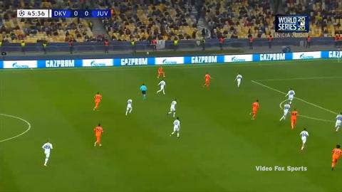 Dnk 0-2 Juventus (Champions League 2020)
