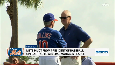 Martino: Here's what Sandy Alderson could be looking for in next Mets' GM