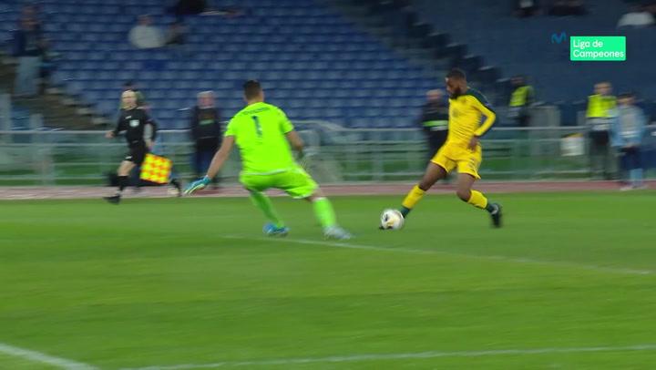Europa League: Lazio-Celtic. Gol de Ntcham (1-2)