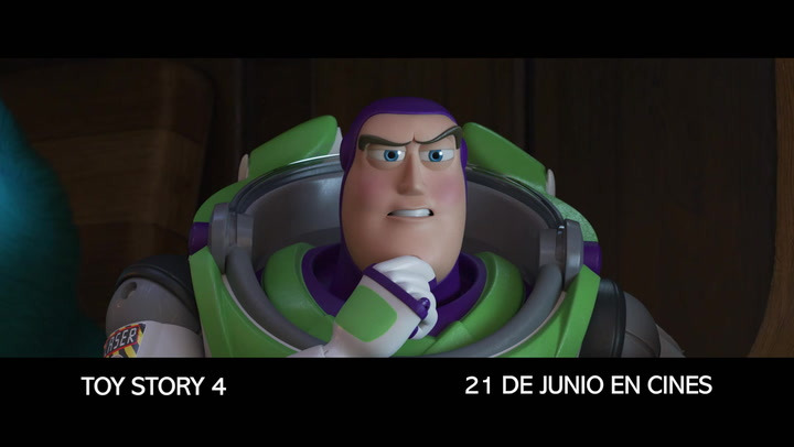 Tráiler de \'Toy Story 4\'