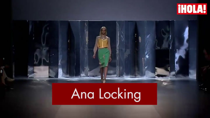 Fashion Week Madrid otoño-Invierno 2015-2016: Ana Locking