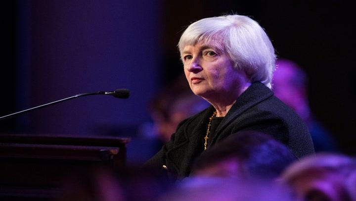 Janet Yellen Calls U.S. Crypto Regulatory Framework Inadequate