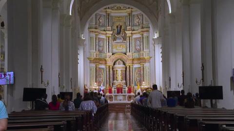 Iglesia católica de Panamá aparta a tres sacerdotes por escándalo sexual