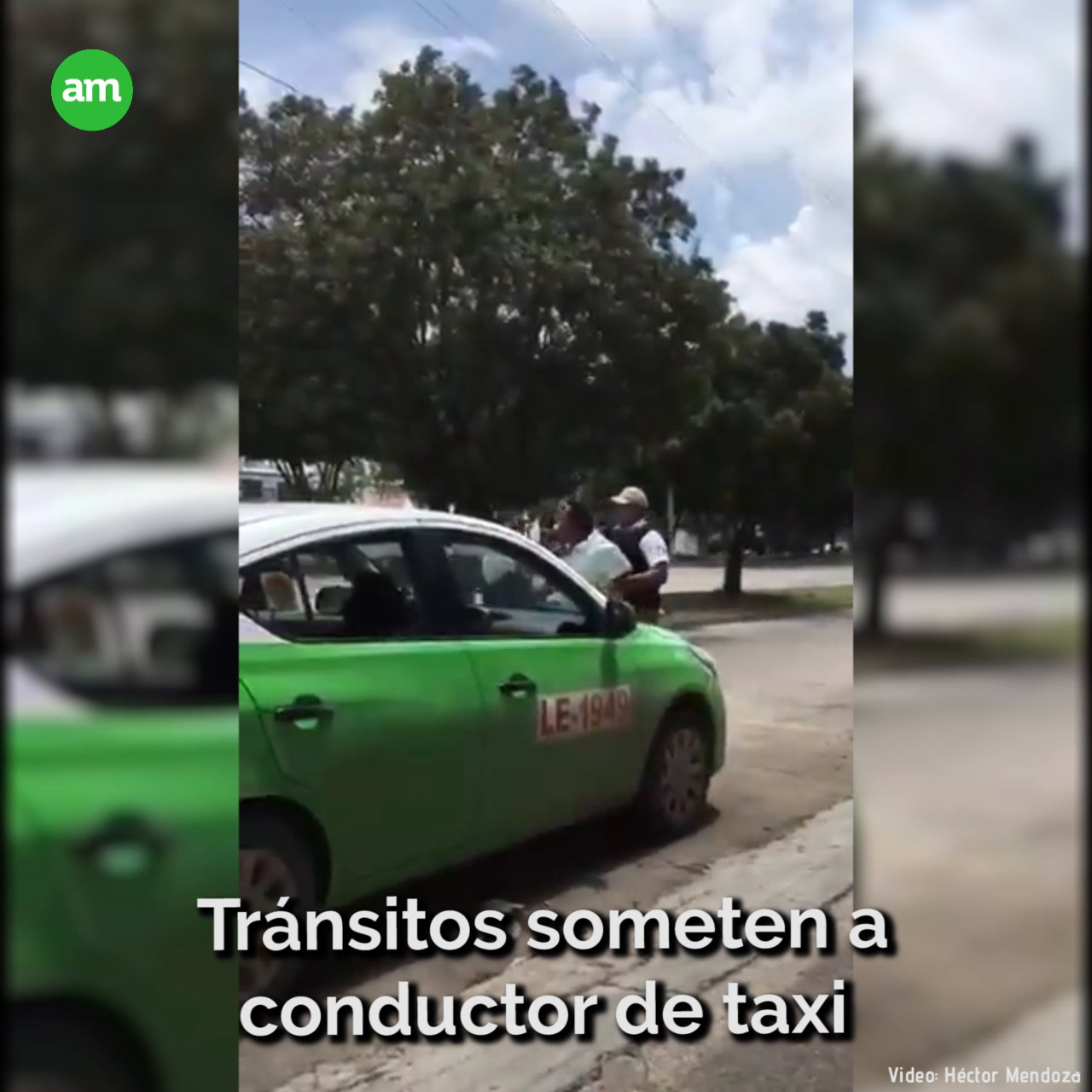 Video: ¡Abuso de oficiales de tránsito queda grabado!