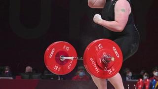 Primera olímpica transgénero