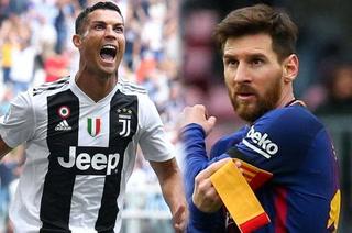 Cristiano Ronaldo desafía a Messi a jugar en Italia: ''Acepta el reto''