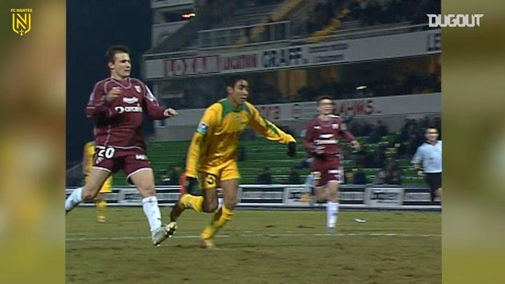 Dimitri Payet's best goals for FC Nantes