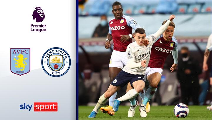 Foden & Rodrigo drehen das Spiel! | Highlights: Aston Villa – Manchester City 1:2