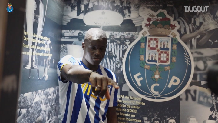 Malang Sarr joins FC Porto