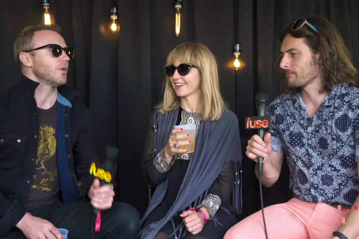 The Joy Formidable Talk D.C. Life at Landmark Music Festival