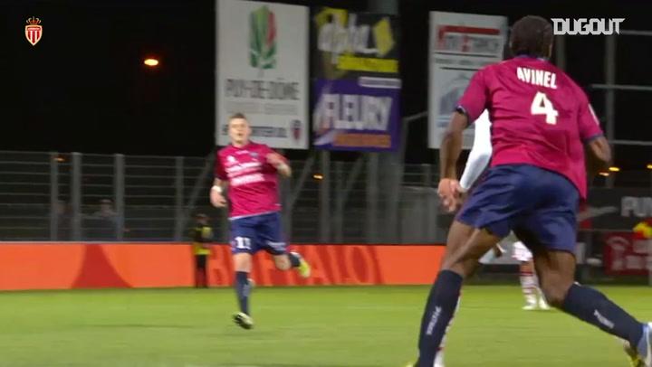Ibrahima Touré's outrageous goal vs Clermont