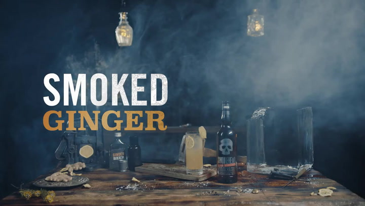 Preview image of Smokehead High Voltage Single Malt Whisky Smoked G video