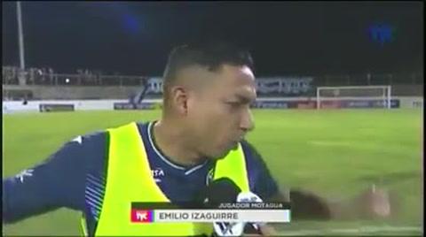 Emilio Izaguirre: