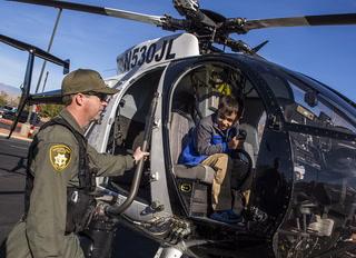 Law Enforcement Appreciation Day In Las Vegas