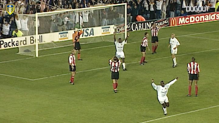 Harte helps Leeds thrash Southampton