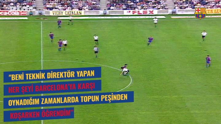 Quique Setién'in Futbol Felsefesi