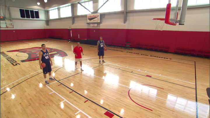 USA Basketball Shooting Drills