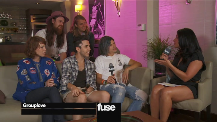 Shows: Top 20 Countdown: Grouplove's Wild Night Out With Kathie Lee