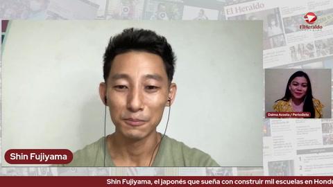 Shin Fujiyama, el japonés que sueña con construir mil escuelas en Honduras