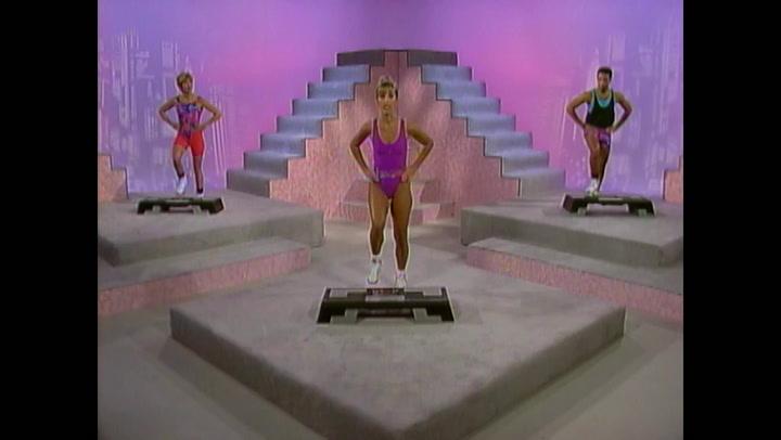 Denise Austin: Step Workout
