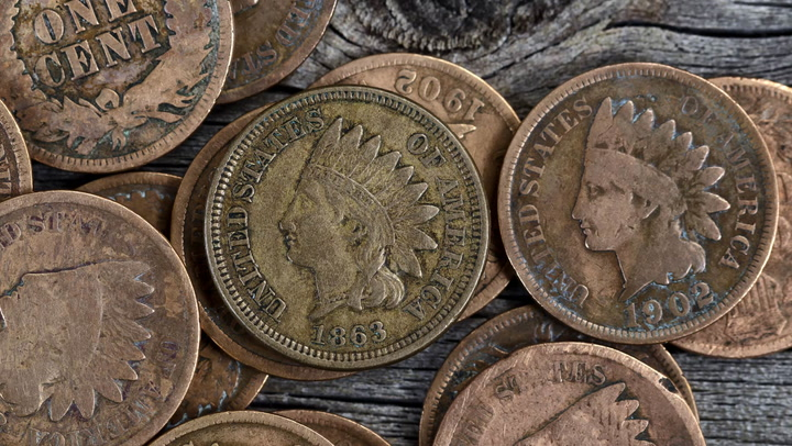 Watch Now: The Most Valuable Indian Head Penny