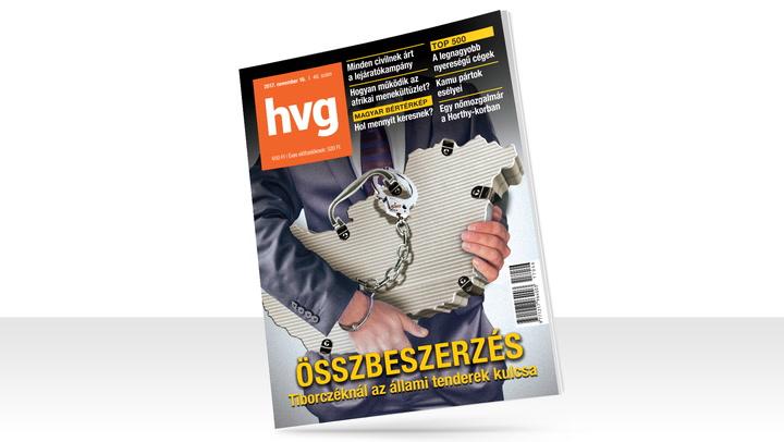 HVG címlapsztori: Összbeszerzés
