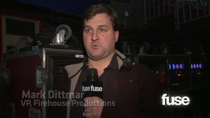 Fuse Presents: Jingle Ball: Behind The Scenes - Audio Supervisor