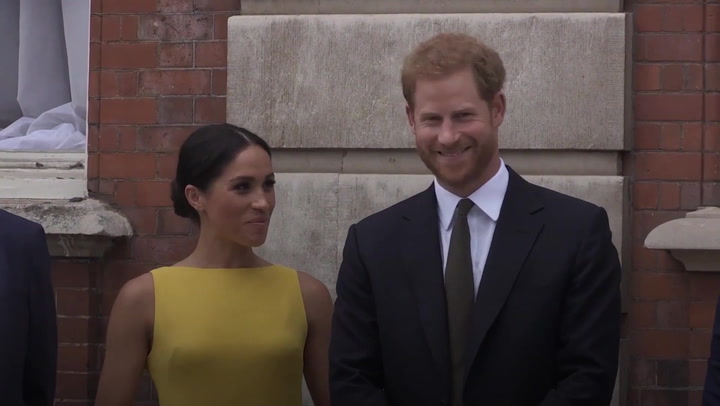 Harry and Meghan announce birth of daughter Lilibet Diana