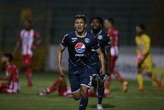 Kevin López pone a Motagua a ganar ante Vida y acariciar el boleto a semifinales