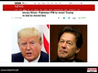 عالمی میڈیا نے وزیراعظم عمران کے دورہ امریکا کو الگ الگ انداز میں پیش کیا