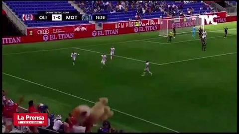Olimpia 1 - 0 Motagua (Amistoso)