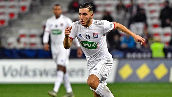 Así juega la promesa del Olympique de Lyon Rayan Cherki