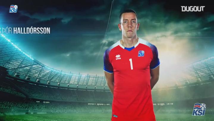 Iceland Russia 2018 Squad Announcement