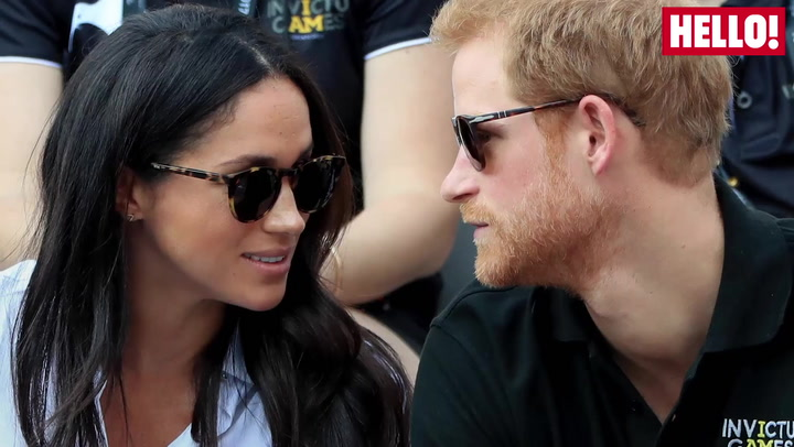 Prince Harry And Meghan Markle Make Their First Public Appearance Together