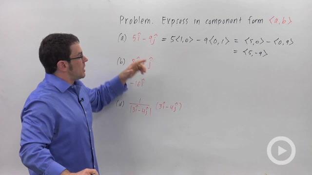 Unit Vectors - Problem 1