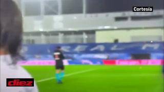 Modric retrata a Piqué tras finalizar el Clásico: ''Estás esperando para rajar ahora, eh''