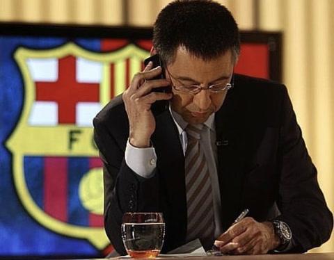Josep Bartomeu presenta su dimisión como presidente del Barcelona