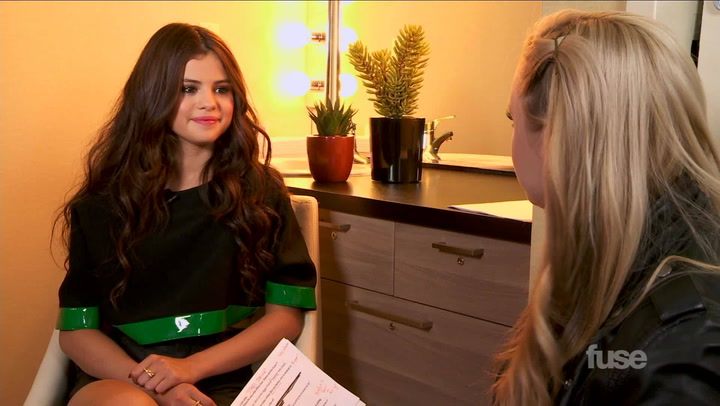 Selena Gomez Speaks About Her Debut Solo Album