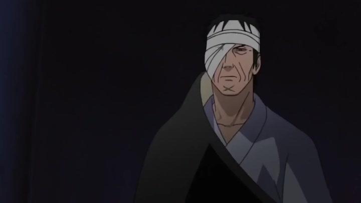 Naruto Lore: Danzo Shimura